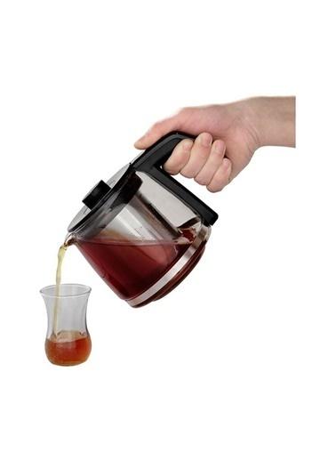 Tefal Tea Expert Deluxe Cam Demlikli Çay Makinesi Renkli